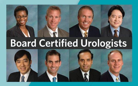 Advanced Urology Associates Explains the Importance of Board Certification