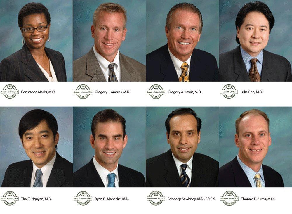 Advanced Urology Associates have 8 Board Certified Urologist Doctors