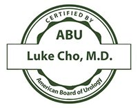 Board Certified Physician Dr. Luke Cho at Advanced Urology Associates