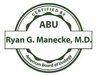 Dr. Ryan Manecke, Board Certified Urologist at Advanced Urology Associates