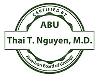 Dr. Thai Nguyen Board Certified Urologist at Advanced Urology Associates