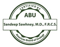 Dr. Sandeep Sawhney Board Certified Urologist at Advanced Urology Associates