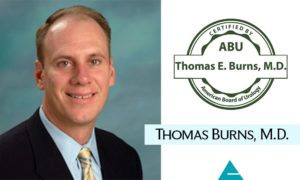 Thomas E. Burns Board Certified Physician at Advanced Urology for No-Scalpel Vasectomy