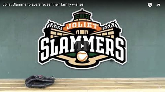 Joliet Slammer players reveal their family wishes
