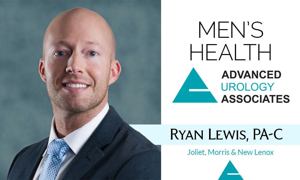 Dr. Ryan Lewis information on Low Testosterone and Erectile Dysfunction at Advanced Urology Associates