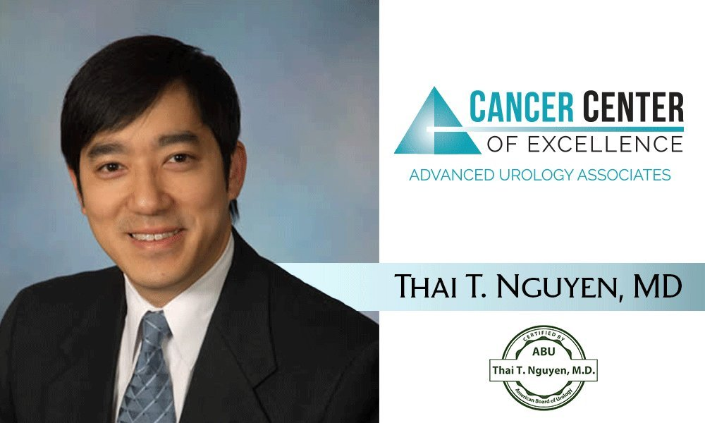 Thai T Nguyen - September Prostate Cancer Awareness Month