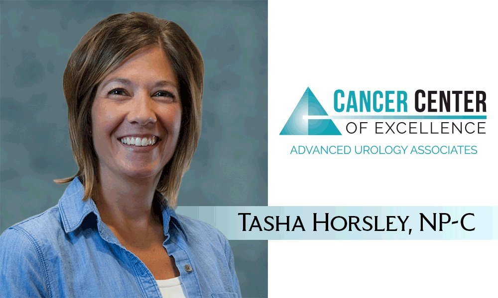 Tasha Horsley - Advanced Urology Associates Invited to Participate in National Clinical Trial
