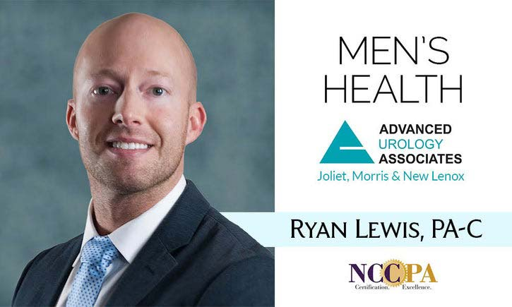 Ryan Lewis - Advanced Urology Associates Men's Health