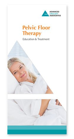 Advanced Urology Pelvic Floor Therapy Brochure Cover