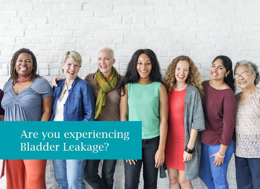 Free Women's Health Webinar Bladder Leakage