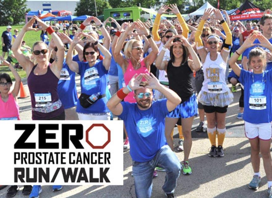 Zero prostate cancer run/walk event photo